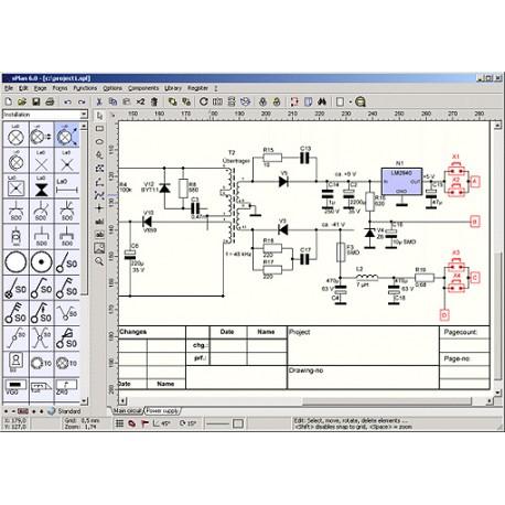Logiciel Splan version 7.0