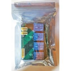 Kit contrôleur de position d'antenne Carte à relais
