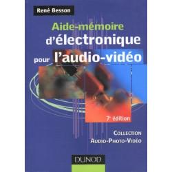 AIDE MÉMOIRE D'ÉLECTRONIQUE POUR L'AUDIO VIDÉO