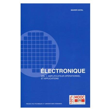 Électronique -Volume 1