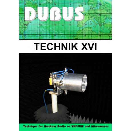Technik XVI (2016-2017)