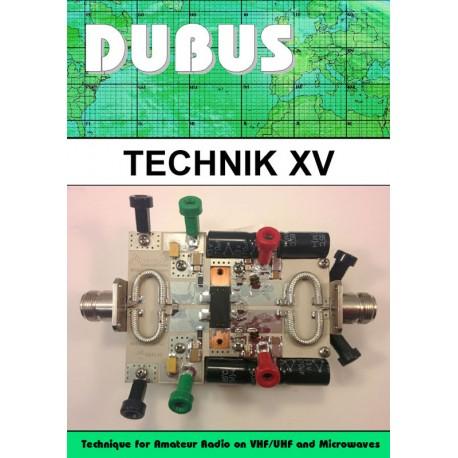 Technik XV (2015-2016)