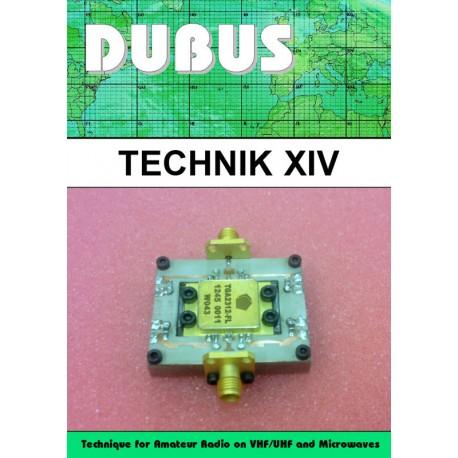 Technik XIV (2014-2015)