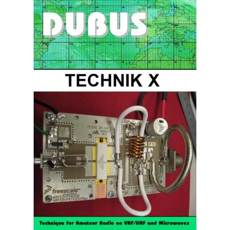 Technik X (2009-2010)