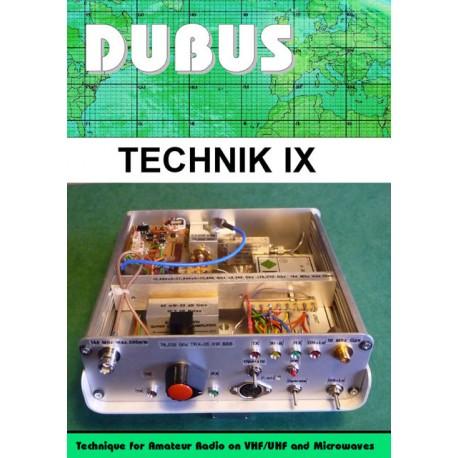 Technik IX (2008-2009)