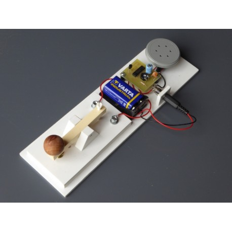 MANIPULATEUR SIMPLE CONTACT AVEC BUZZER