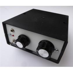 Récepteur à 2 lampes à réaction