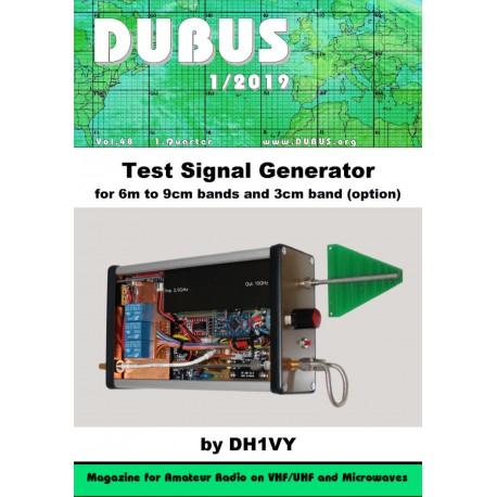 Abonnement d'un an à DUBUS Magazine