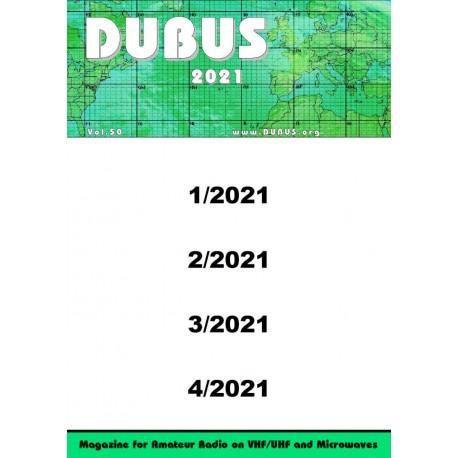 Abonnement d'un an à DUBUS Magazine (2021)