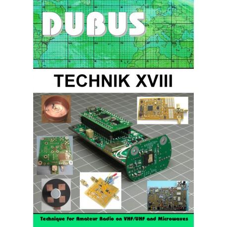 Dubus Technik XVIII (2019-2020)
