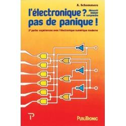 L'ÉLECTRONIQUE PAS DE PANIQUE VOL.3
